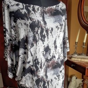 Michael Stars tunic top one size fits most